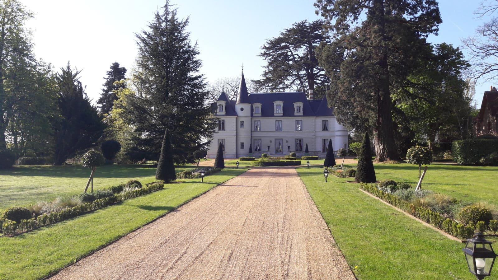 Graviers Pour Allées Carrossables aménagement d'allée de jardin - lantana paysage
