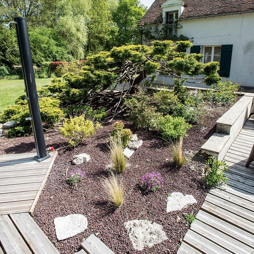 Am nagement paysager ext rieur lantana paysage - Amenagement jardin exterieur ...