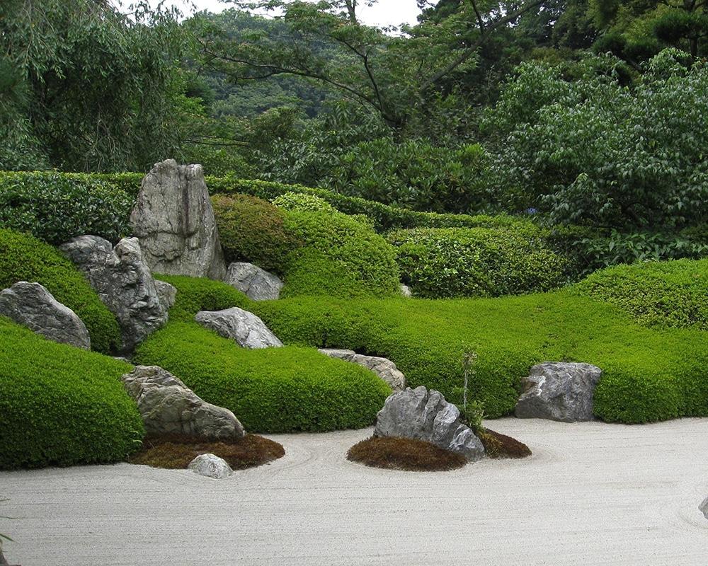 Plantes Pour Jardin Contemporain palette minérale : quels matériaux pour votre jardin