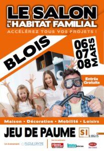 Salon HABITAT FAMILIAL BLOIS LANTANA PAYSAGE
